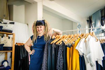 Beflügelt von Sarah Gwiszcz | Modedesignerin | Modelabel Wurlawy | Lübbenau/Spreewald (OSL)