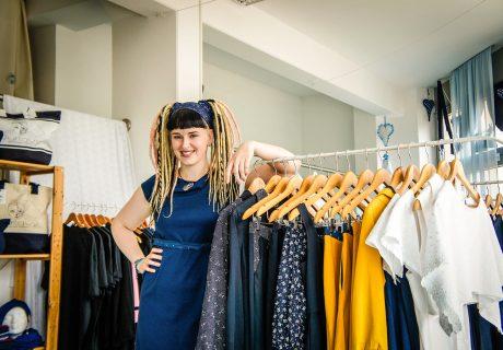 'beflügelt von' Sarah Gwiszcz | Modedesignerin | Modelabel Wurlawy | Lübbenau/Spreewald (OSL)