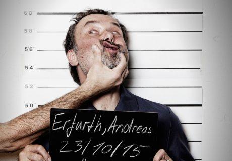 'beflügelt von' Andreas Erfurth | Schauspieler, Theaterregisseur | Neues Globe Theater | Potsdam