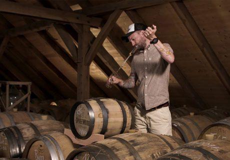 'beflügelt von' Bastian Heuser Spreewood Distillers | Schlepzig (LDS)
