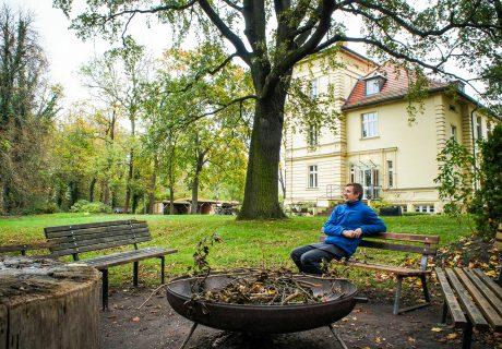'beflügelt von' Daniel Wunderer | Geschäftsführer | Villa Fohrde e. V. | Brandenburg an der Havel