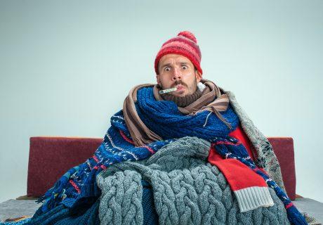 DIE5 | In Brandenburg erprobt: Fünf Hausmittel gegen Erkältungssymptome