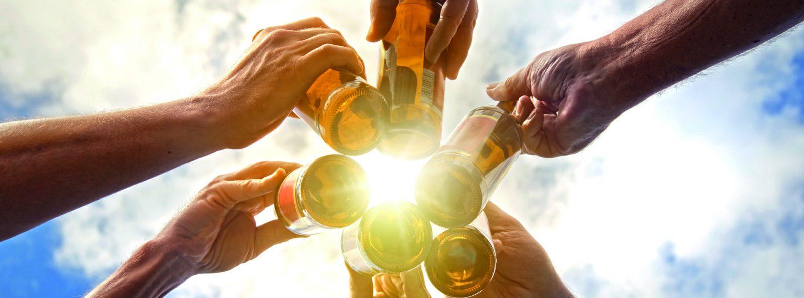DIE5 | Spargel, Bier und Co: Fünf Lebensmittel, die Brandenburger*innen lieben