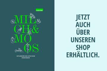 Buch | Milch & Moos: Vom Wandern und guten Essen. Brandenburg