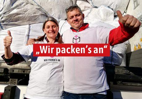 Initiativen | Wir packen's an: Wie Brandenburger*innen Nothilfe für Geflüchtete organisieren