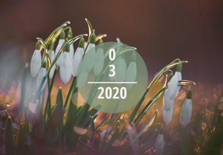 Veranstaltungstipps für März 2020