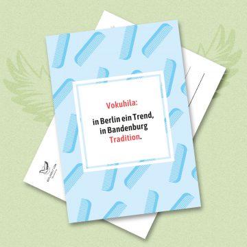 Shop-Link: 10er Pack Postkarten (Motiv Vokuhila)
