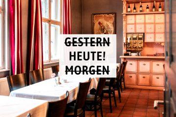 Aktuelles | Wegen Corona bedroht: Über diese Plattformen kannst du Unternehmen in Brandenburg helfen