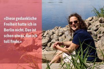 Themenreihe | Ankommen in Brandenburg mit Tina Vogel | Wittenberge (PR)