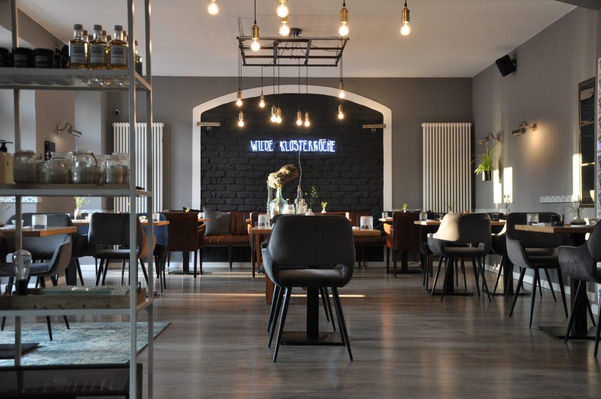 Restaurant-Innenbereich der