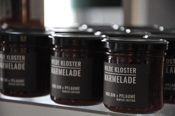 Wilde Klostermarmelade