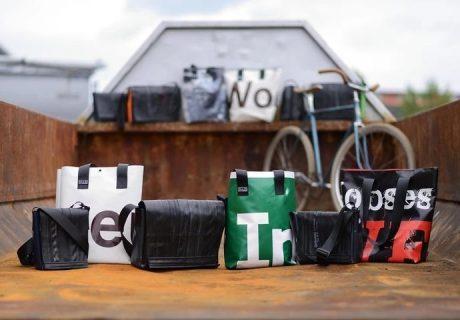 tjuub: handgemachte Upcycling-Designerstücke aus Brandenburg/Havel